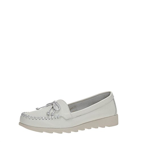 The FLEXX B109/31 Mokassins Damen White/Silver