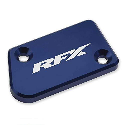 FXRC 40100 99BU - RFX Pro Series Front Brake Reservoir Cover - Blue - Yamaha YZ125/250 08>On YZF250 07>On YZF450 08>On (BL24)