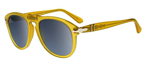 Sonnenbrillen Persol PO 0649 MIELE LIMITED EDITION MIELE/BLUE SHADED Unisex