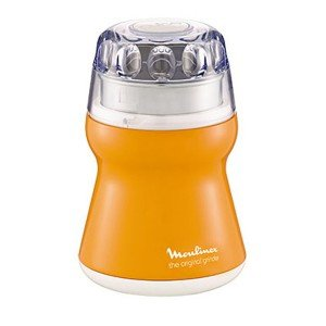 Moulinex AR1100 'The Original' Coffee & Spice Mill / Grinder in Orange from Moulinex