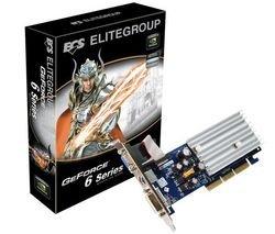 Preisvergleich Produktbild GeForce 6200 - 512 MB DDR2 - AGP