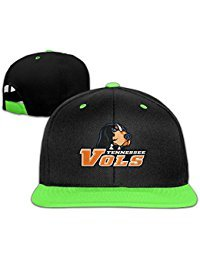 ze Baseball Hats Tennessee Vols Adjustable Strapback Hat ()