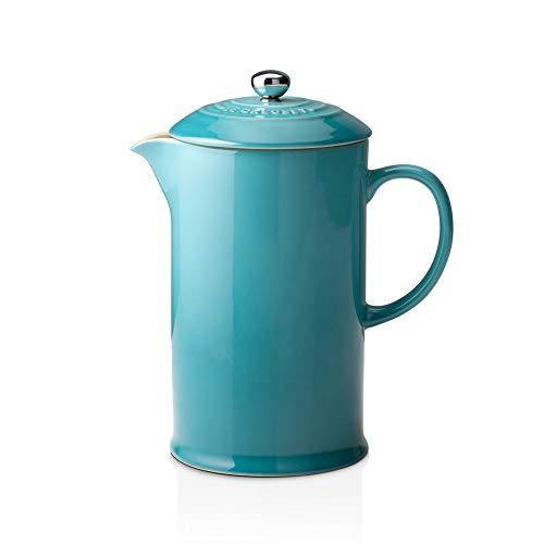 Le Creuset Steinzeug Kaffee-Bereiter, 0,75 L, karibik Le Creuset 10