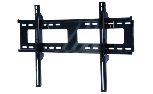 Peerless PF650 - PEERPF650 - Fixed flat-to-wall mount for LCD/plasma screens 37 - 75 max weight 80kg - Black -