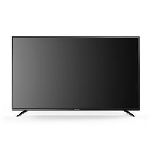 "TV Sharp Aquos 49"" UHD 4k Smart AquosNet+ Wi-Fi Harman Kardon ® Netflix SAT 3 HDMI DTS Studio Sound Dolby Digital [Esclusiva Amazon.it]"