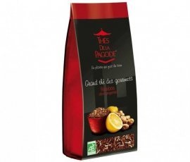 Thés De La Pagode - Gourmet Teas - Rooibos Citron-Gingembre - 110g