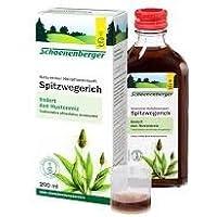 Naturreiner Spitzwegerich Hustensaft ohne Konservierungsstoffe, zur Linderung und Behandlung bei Reizhusten und... preisvergleich bei billige-tabletten.eu