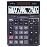 Brand New. Casio DJ120D Large Desktop Calculator Battery/Solar Power 12 Digit Tax Keys Ref DJ120D