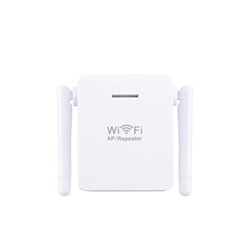 LUVERSCO 300Mbps Wireless-N Angebot Extender W-lan Repeater Signal Booster Netzwerk Router300Mbps Wireless-N Angebot Extender W-lan Repeater Signal Booster Netzwerk Router