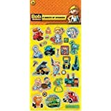 Bob The Builder Party Stickers 6pk