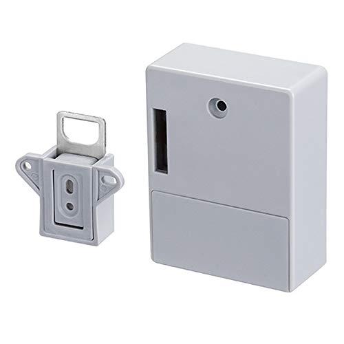 Hwmate 125kHz RFID elettronica nascosta, serratura per cassetto in legno armadietto porta singola
