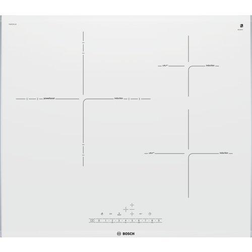 Bosch série | 6pid672fc1e intégré induction Gris, métallique plaque–Plaque (intégré, induction, Verre...