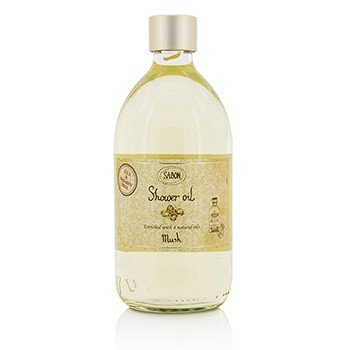 Sabon Shower Oil - Musk 500ml