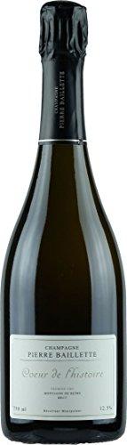 Baillette Champagne Coeur De L'Histoire 1er Cru Brut