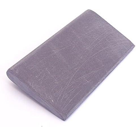 Pietra abrasiva hohlmeißelstein belga blu 100x 40x 6/2mm coltello da
