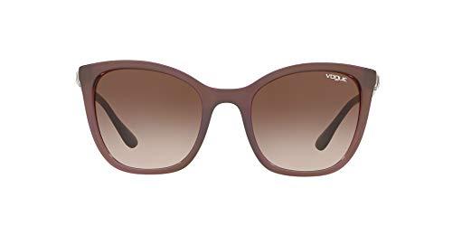 Ray-ban 0vo5243sb occhiali da sole, (marrón), 53.0 donna