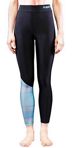 Aqua Marina Illusion Damen Rash Guard Legging Hose surf… | 06954521623382