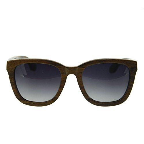 Halloween Geschenke Mode und atemberaubende Holz Sonnenbrillen für Männer und Frauen mit Polarized-Gläser