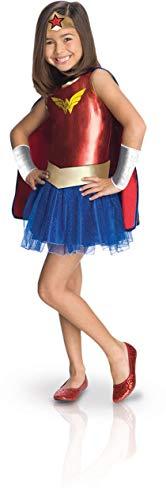 Rubie's-déguisement officiel - DC comics-Déguisement wonder woman- Taille M- I-881629M