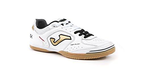 Joma , Chaussures pour homme spécial foot en salle Blanco-Negro