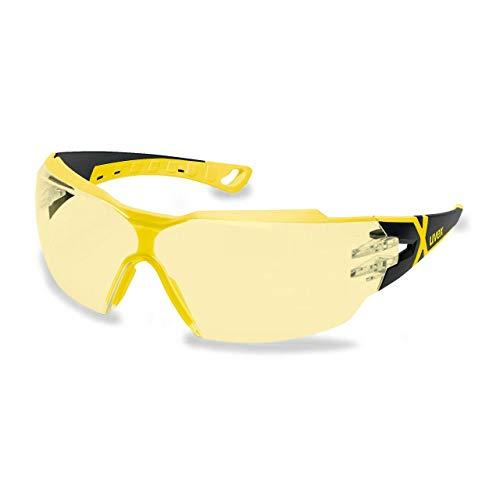 Gafas de Seguridad Amarillas Uvex