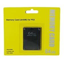 Carte Mémoire 64 Mo pour Playstation 2