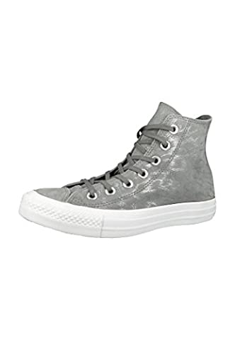 Converse Ledersneaker Women CT AS HI 557936C Grau, Schuhgröße:40