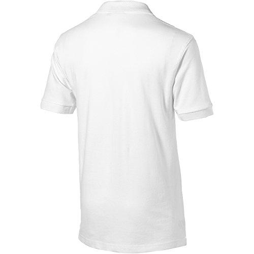SLAZENGER Forehand Polo Weiß