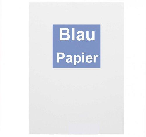 10x Blaupapier A4 Durchschreibepapier