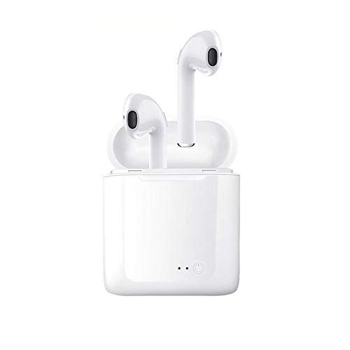 Pp2 Cuffie Bluetooth Auricolari Bluetooth 4 2 Scatola Di Ricarica Per Iphone Xs Max 8 7 7sandroid Prezzi E Offerte Market Patentati