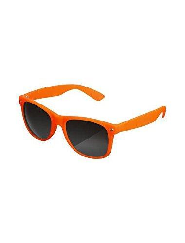 MasterDis Herren Sonnenbrille Likoma Glowing in The Dark Neon Orange
