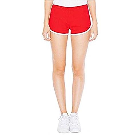 American Apparel - Short - Femme - multicolore - 40