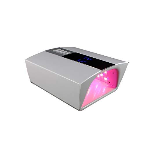 GYHUJI 60W Nageltrockner 10 s Schnell Trocknend Piano Series LED Lampe UV Lampe Doppel Licht Auto Sensor Nagel Lampe Maniküre Maschine -