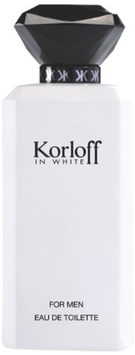 Korloff Eau de Toilette White pour Homme 88 ml