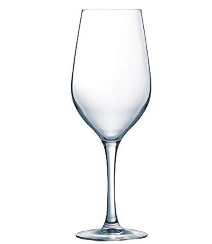Arcoroc Mineral Wein 450ml, Practic Box(P18) , mit Füllstrich bei 100+200ml, 1 Stück