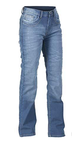 MBW Motorrad Damen Hose Jeans Aramid Maya Gr.36-44 (38 29/32)