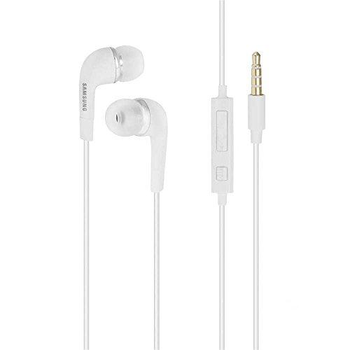 o-Headset in Weiß, mit Lautstärkenregler, in Großhandelsverpackung, geeignet für Galaxy A3(2016) SM-A310, Galaxy A5(2016) SM-A510, Galaxy A7(2016) SM-A710, Galaxy J3SM-J300 ()
