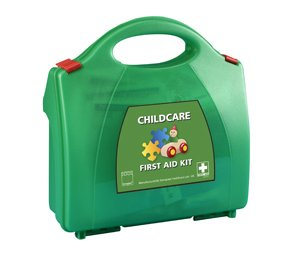 Steroplast Erste Hilfe Kasten Kinderbetreuung - Erste Hilfe Set