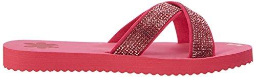 flip*flop - Cross*glam, Sandali Donna Pink (geranium)