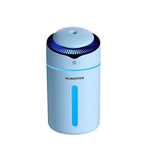 ALIKEEY Luftreiniger Zerstäuber des Hauptbüros Luftbefeuchter mit USB Schnittstelle
