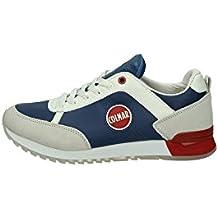 Colmar TRAVIS ORIGINAL Sneakers Uomo Tessuto ROYAL ROYAL 40 0e0f083d0dc