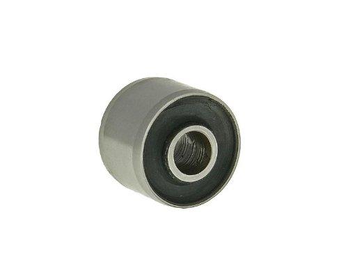 Preisvergleich Produktbild Gummi / Metall Motorlager Silentbuchse 10x28x22mm für Kymco Dink 250 (Bet & Win)