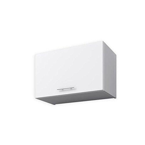 OBI Meuble hotte L 60 cm - Blanc mat