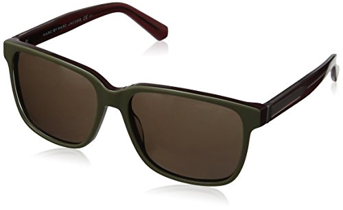 Marc by Marc Jacobs Unisex Sonnenbrille MMJ 410/S, , Gr. One size, Braun (Brown/Green)