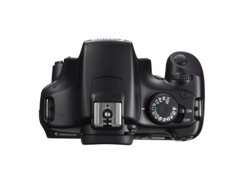 Canon EOS 1100D SLR-Digitalkamera (12 Megapixel - 3