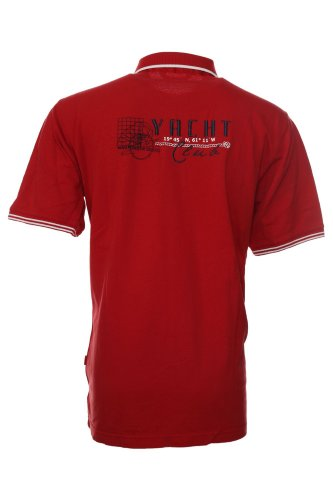 Signum Polo-Shirt Kurzarm HP-58 Rot