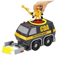 Imaginext® Disney•Pixar Monsters University CDA Van