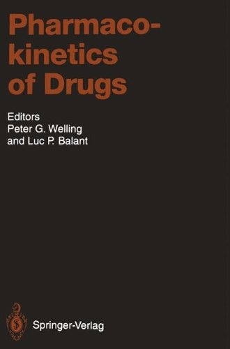 Pharmacokinetics of Drugs (Handbook of Experimental Pharmacology)