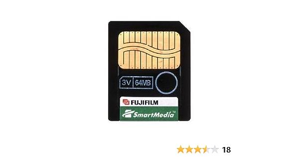 Fujifilm Mg 64 Smart Media 64 Mb Speicherkarte Kamera