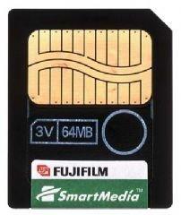 Fujifilm MG-64 Smart Media 64 MB Speicherkarte